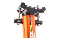 Aerozine XP-Zero Road Mountain Bicycle Seatpost Bike Post 31.6mm 400mm Orange