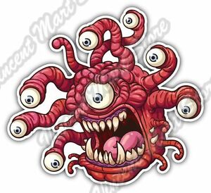 Image Is Loading Scary Monster Eyes Angry Cartoon Gift Idea Car