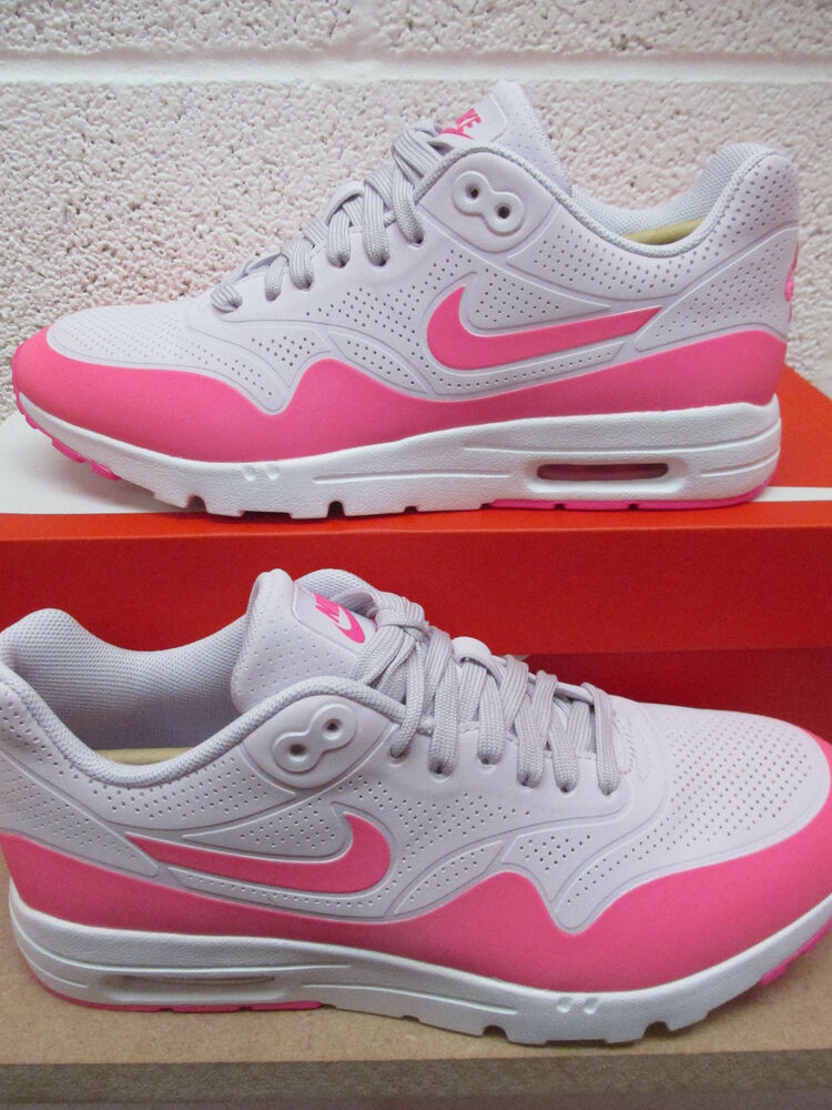 Nike air max 1 ultra moire femme baskets 704995 501 baskets chaussures-