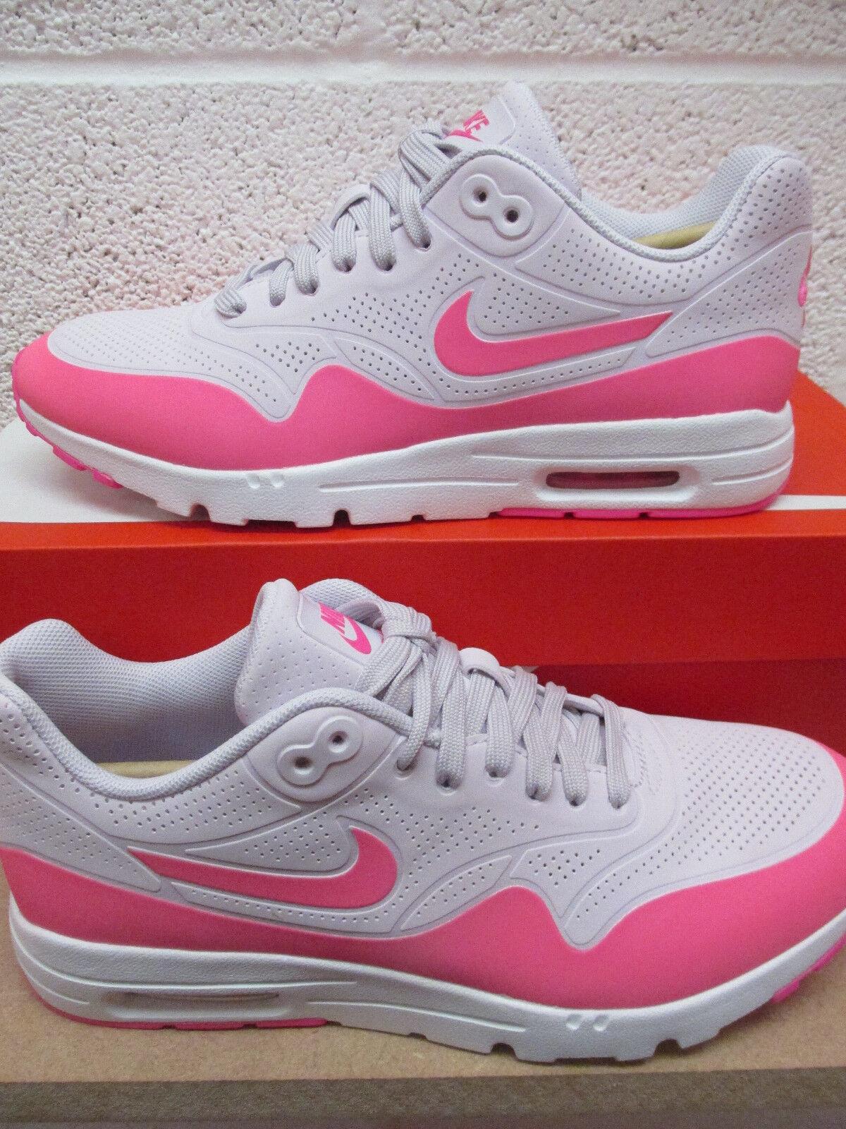 Nike Air Max 1 Ultra Moire Femme Baskets 704995 501 Baskets Chaussures