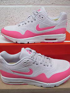 official photos 472a5 cc46f Image is loading nike-air-max-1-ultra-moire-womens-trainers-