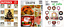 Christmas-amp-Holiday-Sewing-Patterns-OPP-Decorations-Dolls-Clothing-Choose thumbnail 1
