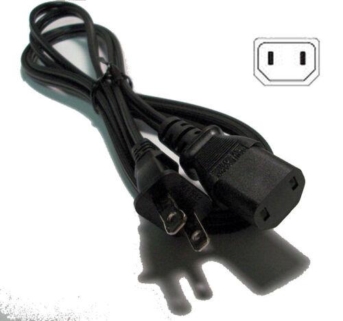 2-Prong Power Cord // Cable for Marantz NA7004 PM5004 and more.. SA8004 PM8004