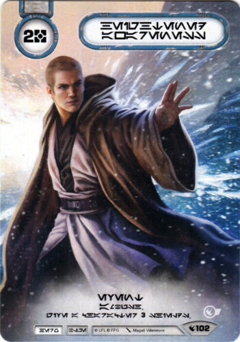Promo /& Alt Art Cards Star Wars Destiny