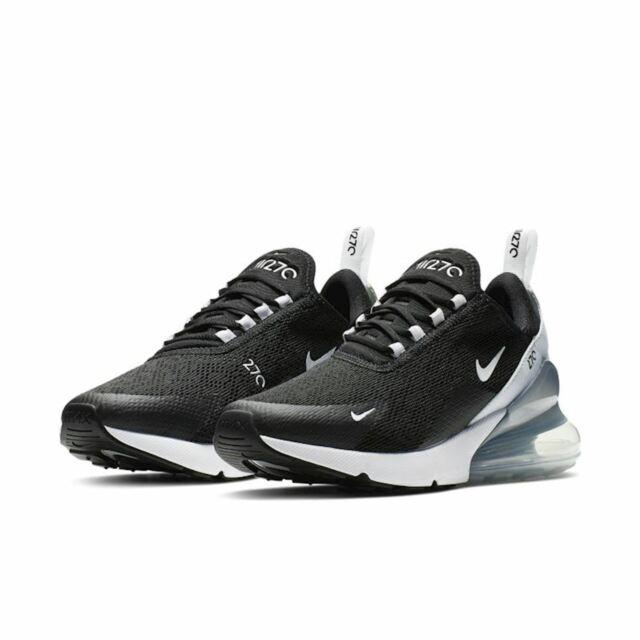 Damen Nike Air Max 270 UK 9us 11.5eur 44 schwarzweiß (ah6789 013)