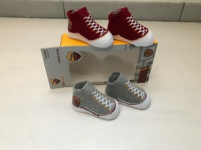 3344 ROMA BABY NEONATO BODY COTONE MANICA LUNGA INFANT OFFICIAL WEAR TUTINA A497