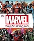 Marvel Encyclopedia (updated edition) by DK (Hardback, 2014)