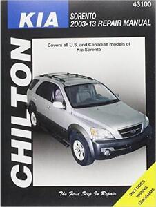 2003 04 05 06 2007 2008 2009 2010 2011 2012 2013 kia sorento repair rh ebay com owners manual 2006 kia sorento 2003 Kia Sorento Parts