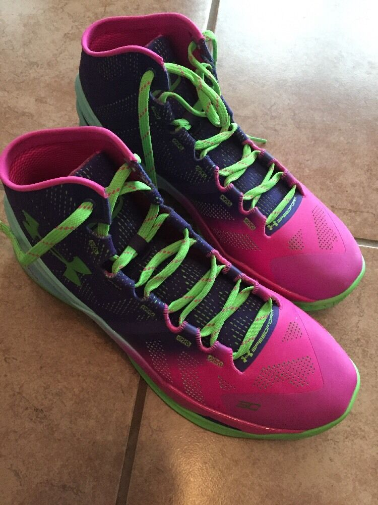 Used Men's Under Armor Charged Shoes - Size 11.5