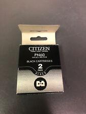 Citizen Compatible Fabric Ribbon Swift 24 Black 2488 2939DN
