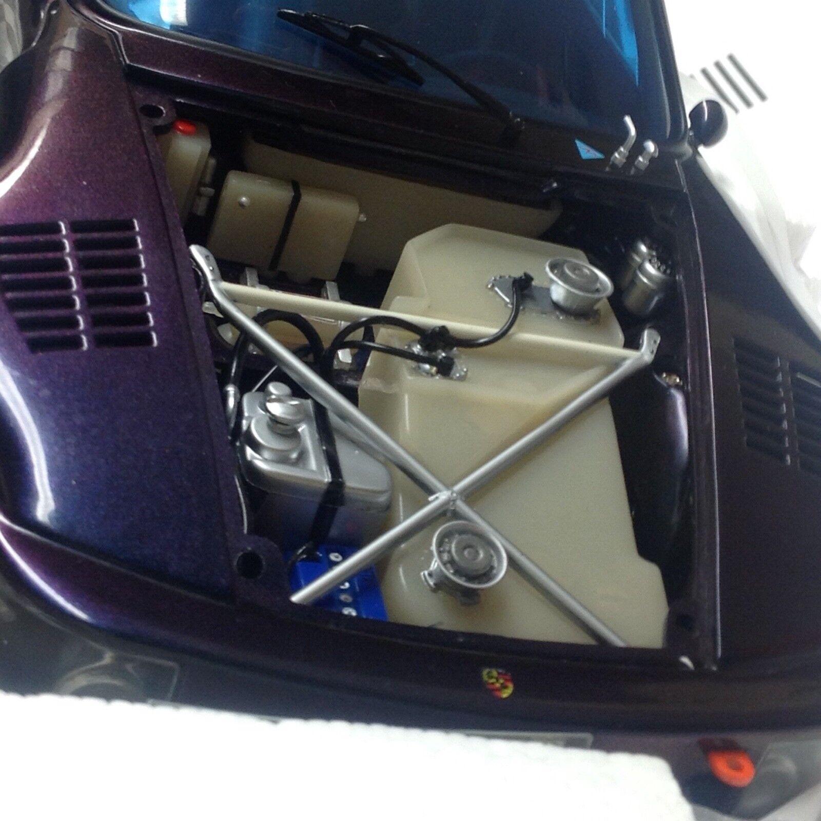 Exoto Porsche 935 turbo Street Monte Carlo Magic Standox 1 18 nuevo 11120 rare 911