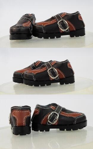 "3-MS-2 Fashion MSD Boots//Shoes 1//4 BJD Mini Super Dollfie 17/""Tonner Men//Matt"