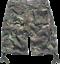 BRANDIT-Hommes-Bermuda-Cargo-Shorts-Genou-Pantalon-Court-Short-Ete-Army-NEUF miniature 36