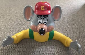 Vintage Chuck E Cheese Pizza Time School Bus Ride Prop