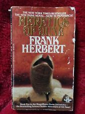 Dune Ser.: Heretics of Dune by Frank Herbert (1987, Mass Market)