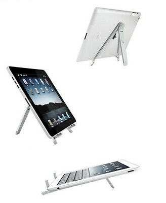 Portable Fold Up Cell Phone Desk Stand Holder for Tablet iPad Mini Galaxy iPhone