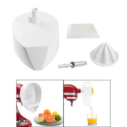 For KitchenAid JE Zitruspresse Aufsatz Zitronensaft Standmixer Teile 4.5QT//5QT