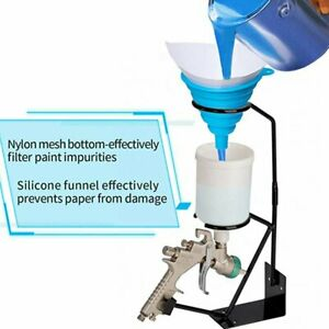 Paint-Spray-Gun-Filter-Paper-Paint-Paint-Filter-Cone-Filter-Funnel-Painting