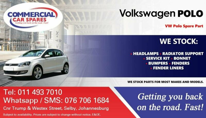 VW Polo Parts and Spares For Sale