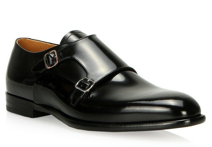 Le scarpe in pelle  fatte a mano per gli uomini Le scarpe con bretella  Offriamo vari marchi famosi