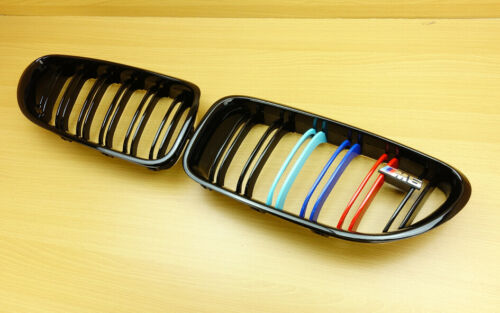 //////M-Color Gloss Black BMW M6 Type Front Grill F06 F12 F13 New 2012-17 650i 640i