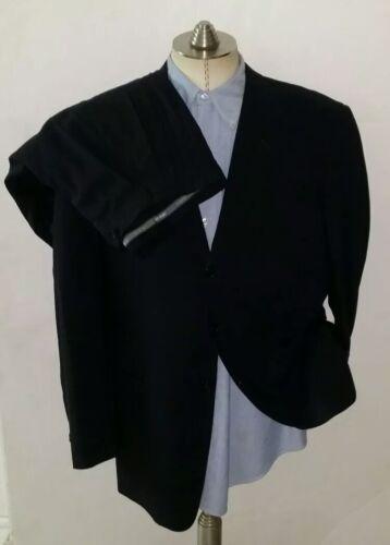 42r Di 36 Abito 2pc 31 Navy Collezioni Blu Lana Pantalone X Giacca Armani 0wAZXqvw