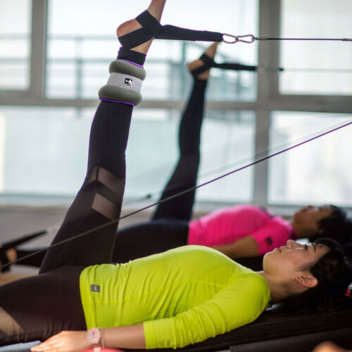 Sporteq Donna Caviglia Polsiere Appesantite 2 x 1.5 kg /& 1 kg Palestra Fitness //