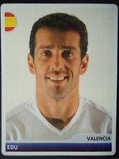 Panini 32 Edu FC Valencia UEFA CL 2006/07
