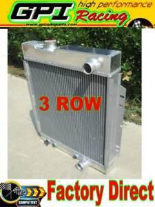 1964-1965-1966-64-65-66-FORD-MUSTANG-V8-289-302-WINDSOR-ALUMINUM-RADIATOR