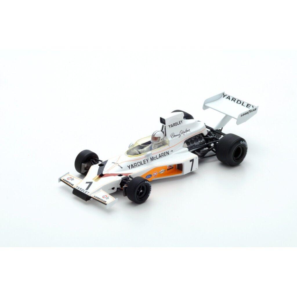 SPARK MCLAREN M23 #7 Winner Winner Winner Sweden GP 1973 - Denny Hulme S5392 1/43 b6c40d