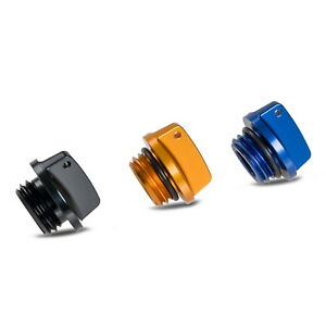 For Yamaha FZ07 MT07 MT 07 Tracer Quality Aluminum Oil Filler Cap Plug cover