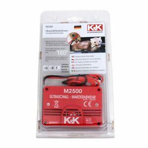 K-amp-K-Marderschutz-Marderabwehr-M2500-Ultraschallgeraet-23-kHz-105-dB-A