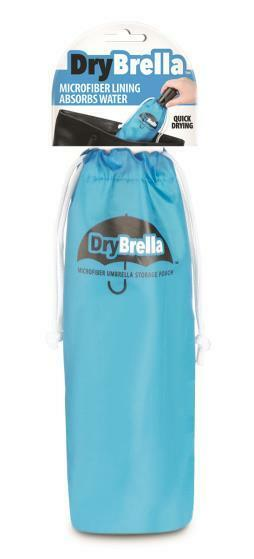 Waterpoof Pouch Drybrella for Keeping Umbrella Dry for Easy Storage in Your Bag