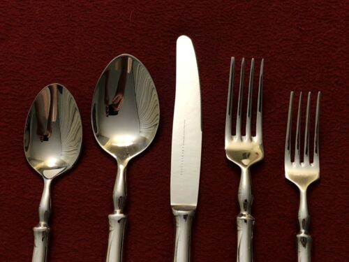CHOICE SAVANT PORTUGAL YOU CHOOSE POTTERY BARN Stainless Flatware *