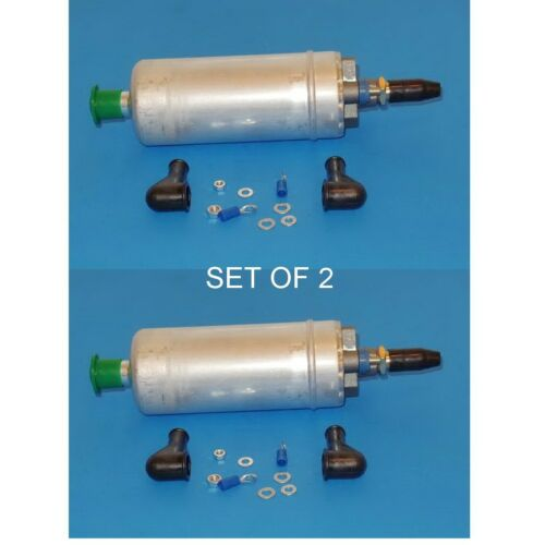 Mercedes Benz 260E 300 400 420 500 600 E500 Set of 2 0580254950 Fuel Pump Fits