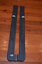 Treadmill deck rails cover cap Proform xp 650e belt side trim pro shox 224137