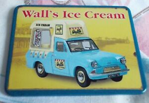 WALL-039-S-ICE-CREAM-COLLECTABLE-FRIDGE-MAGNET-ATLAS-EDITIONS-VERY-COOL-NEW