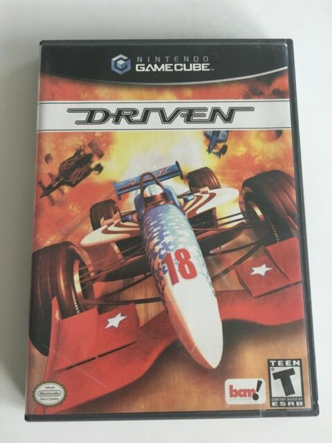 Driven Nintendo Gamecube 2002 For Sale Online Ebay