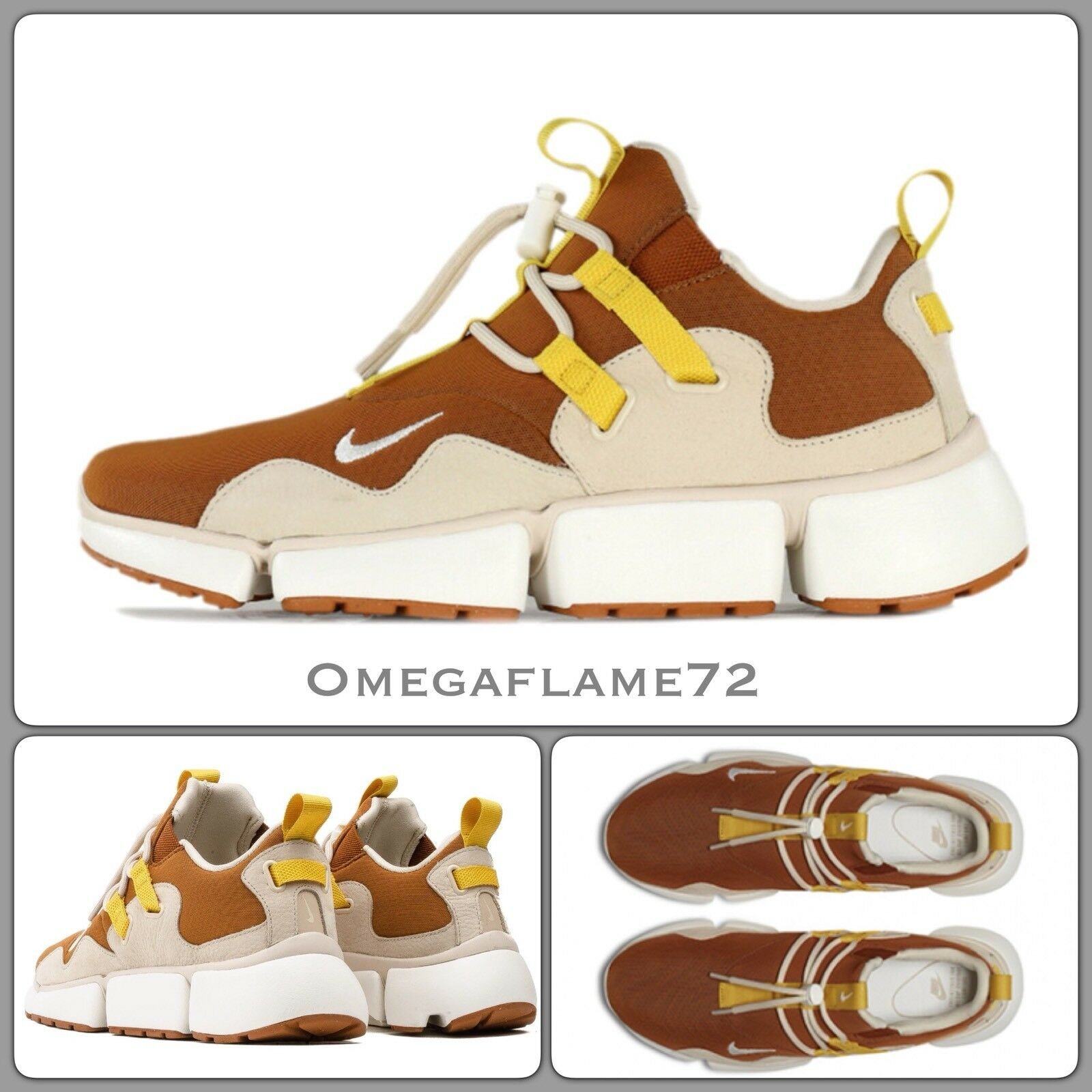 Nike Pocketknife DM Tawny, Sail, Oatmeal 910571-200 Sz USA UK 8, EU 42.5, USA Sz 9 0fe51e
