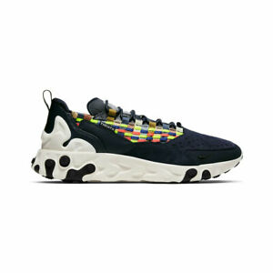 Nike-Men-039-s-React-Sertu-The-10th-Blackened-Blue-Running-Shoes-AT5301-400-NEW