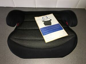 NEW Tambu Group 3 Booster Car Seat Midnight The Forward Facing Booster Seat GIFT