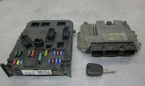 Peugeot-206-1-4-HDI-Diesel-ECU-BSI-Kit-0281011783-9658556780-90-Day-Guarantee