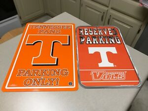 NCAA Virginia Cavaliers College Team Locker Room /& Fans Only Parking Wall Sign