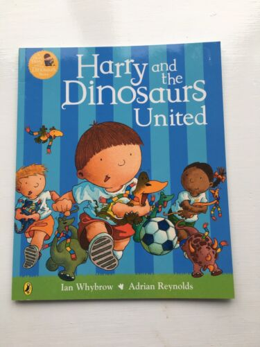 1 of 1 - Harry and the Dinosaurs United by Ian Whybrow & Adrian Reynolds(Paperback, 2014)
