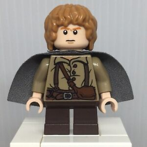 Lego Samwise Gamgee Minifigure from Set 9470 Lord of the Rings Sam NEW lor004