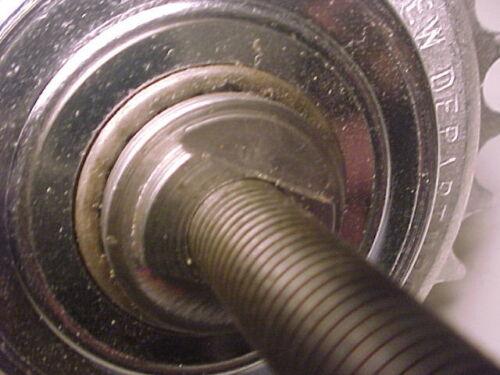 Triplspeed New Departure DD 2 Speed Reaction Disc No turn washer nos