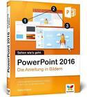 PowerPoint 2016 von Sabine Drasnin (2016, Taschenbuch)