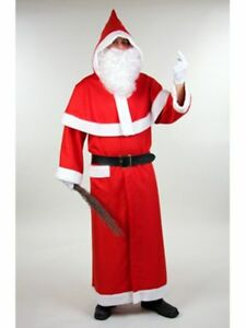 Nikolausmantel Mit Pellerine Kostüm Weihnachtsmann