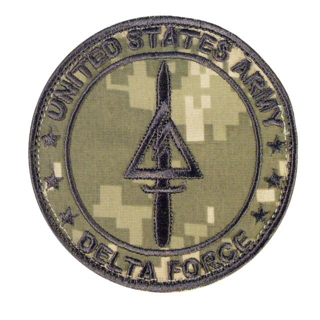 Us Army Operational Detachment Delta Force Acu Ucp Ecwcs Fastener