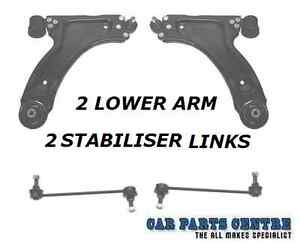 VAUXHALL CORSA MK2 2000-2006 LOWER WISHBONE SUSPENSION ARMS LINKS